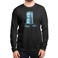Calling Home - mens-long-sleeve-tee - small view
