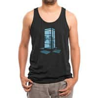 Calling Home - mens-triblend-tank - small view