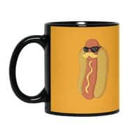 Moustardche! - black-mug - small view