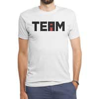 The i in TEAM - mens-triblend-tee - small view