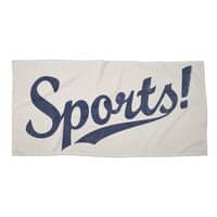 Sports! - beach-towel-landscape - small view