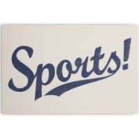 Sports! - horizontal-canvas - small view