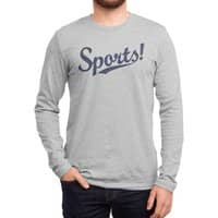 Sports! - mens-long-sleeve-tee - small view