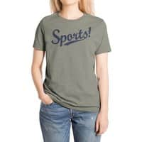 Sports! - womens-extra-soft-tee - small view