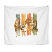 House Brawl - indoor-wall-tapestry - small view