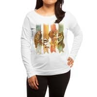 House Brawl - womens-long-sleeve-terry-scoop - small view