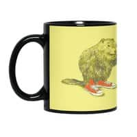 Woodchucks - black-mug - small view