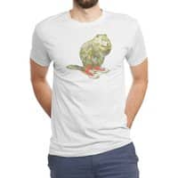 Woodchucks - mens-triblend-tee - small view