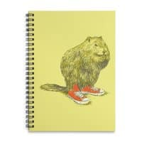 Woodchucks - spiral-notebook - small view