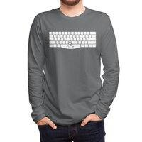 Spacebar - mens-long-sleeve-tee - small view