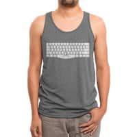 Spacebar - mens-triblend-tank - small view