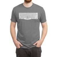 Spacebar - mens-triblend-tee - small view