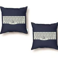 Spacebar - throw-pillow - small view