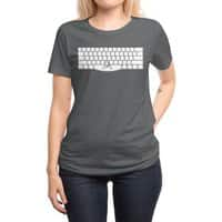 Spacebar - womens-regular-tee - small view