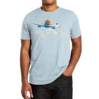Hitchin' a Ride - mens-extra-soft-tee - small view