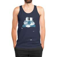 Pillow Fight - mens-jersey-tank - small view