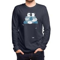 Pillow Fight - mens-long-sleeve-tee - small view