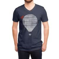 Love Is In the Air - vneck - small view