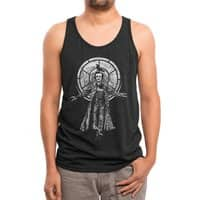 Edgar Allan Crow - mens-triblend-tank - small view