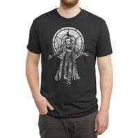 Edgar Allan Crow - mens-triblend-tee - small view