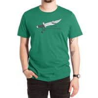 Stabby McKnife - mens-extra-soft-tee - small view