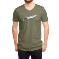 Stabby McKnife - vneck - small view
