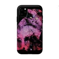 Celestial Cat - double-duty-phone-case - small view