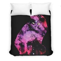 Celestial Cat - duvet-cover - small view