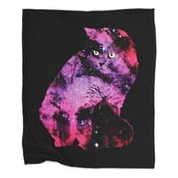 Celestial Cat - blanket - small view