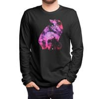 Celestial Cat - mens-long-sleeve-tee - small view