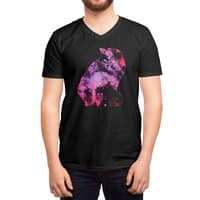 Celestial Cat - vneck - small view