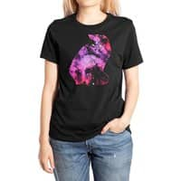 Celestial Cat - womens-extra-soft-tee - small view