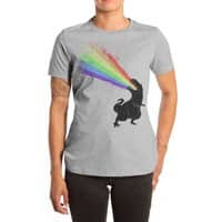 Technicolour Rex - womens-extra-soft-tee - small view