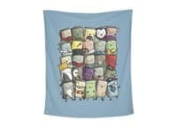 Storytellers - indoor-wall-tapestry-vertical - small view