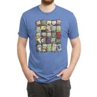 Storytellers - mens-triblend-tee - small view