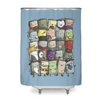 Storytellers - shower-curtain - small view