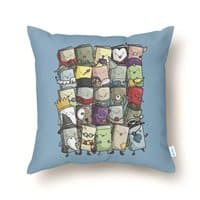 Storytellers - throw-pillow - small view