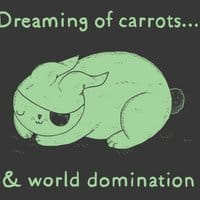 Dreaming of Carrots... - small view
