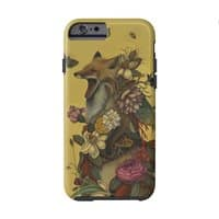 The Fox Confessor - double-duty-phone-case - small view