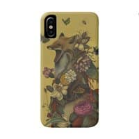 The Fox Confessor - perfect-fit-phone-case - small view