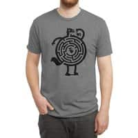 Amazin' Cat - mens-triblend-tee - small view