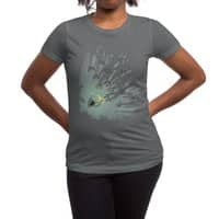 Zombie Shadows - womens-regular-tee - small view