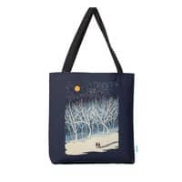 If On A Winter's Night... - tote-bag - small view