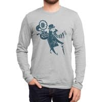Personal Mono - mens-long-sleeve-tee - small view