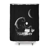 The Guest - shower-curtain - small view