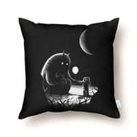 The Guest - throw-pillow - small view