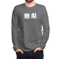 Happy Ever After - mens-long-sleeve-tee - small view