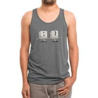 Happy Ever After - mens-triblend-tank - small view
