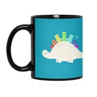 Xylosaurus - black-mug - small view