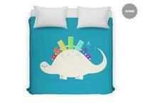 Xylosaurus - duvet-cover - small view